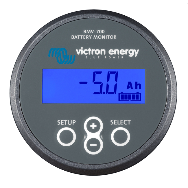 Victron BMV-700 Precision Battery monitor 9-90VDC