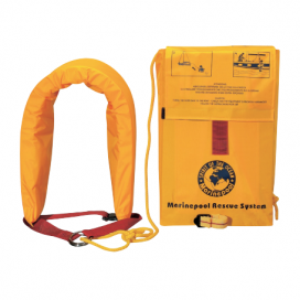 Waveline Man Over Board Rescue System