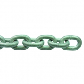 Waveline CALIBRATED Hot Dip Galvanised Chain 6mm 30mtr