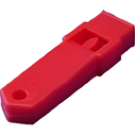Waveline Plastic Safety Whistle