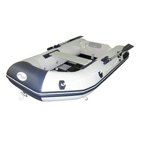 Waveline 2.90m Solid Transom with Aluminium Floor Boards