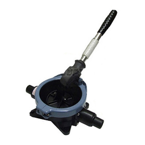 Whale Gusher Urchin Manual Bilge Pump On Deck With Removable Handle