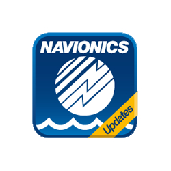 Navionics Plus Updates Card (Compact Flash Card)