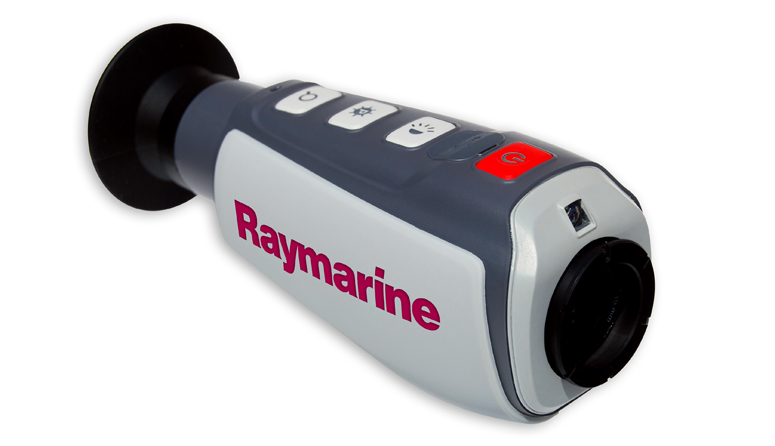 RAYMARINE TH24 HANDHELD THERMAL CAMERA WITH 240 X 180 RES