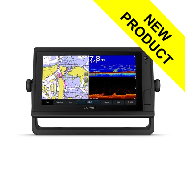 Garmin GPSMAP 922xs Plus With Built In Sounder