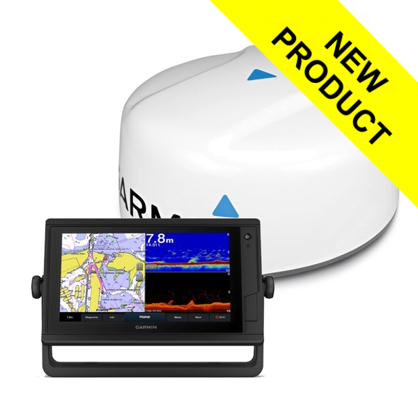 Garmin GPSMAP 922xs Plus And GMR18 HD+ Radar Bundle