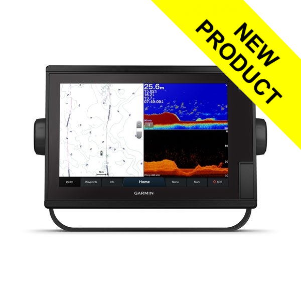 Garmin GPSMAP 1222xsv Plus With Built In Sounder