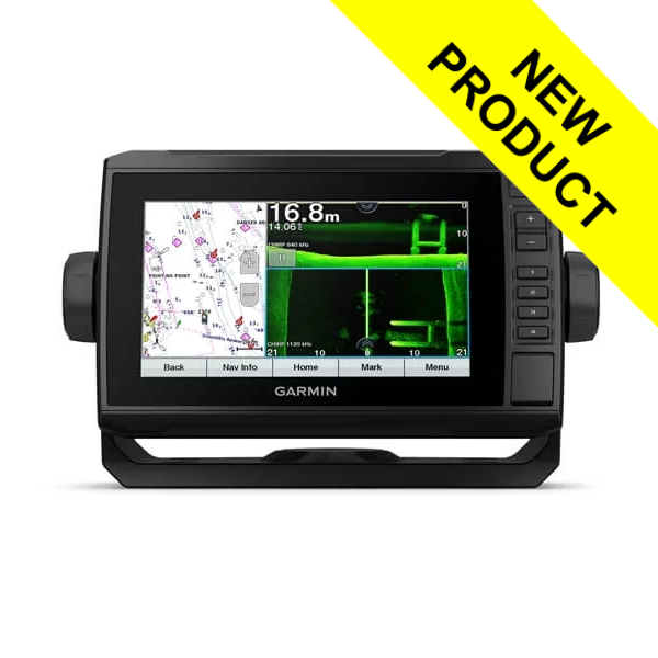 Garmin ECHOMAP 95sv UHD With UK & Ireland BlueChart G3 (No Transducer)