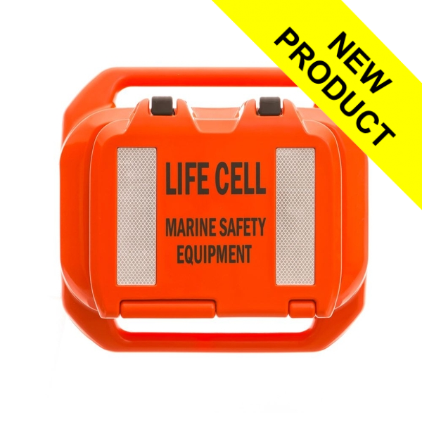 Life Cell LF5 Trailer Boat Waterproof Grab Case For 2-4 Persons