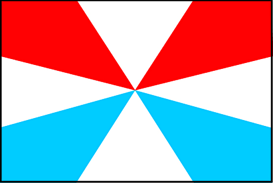 Talamex Dutch Sq.Pennant 40X60