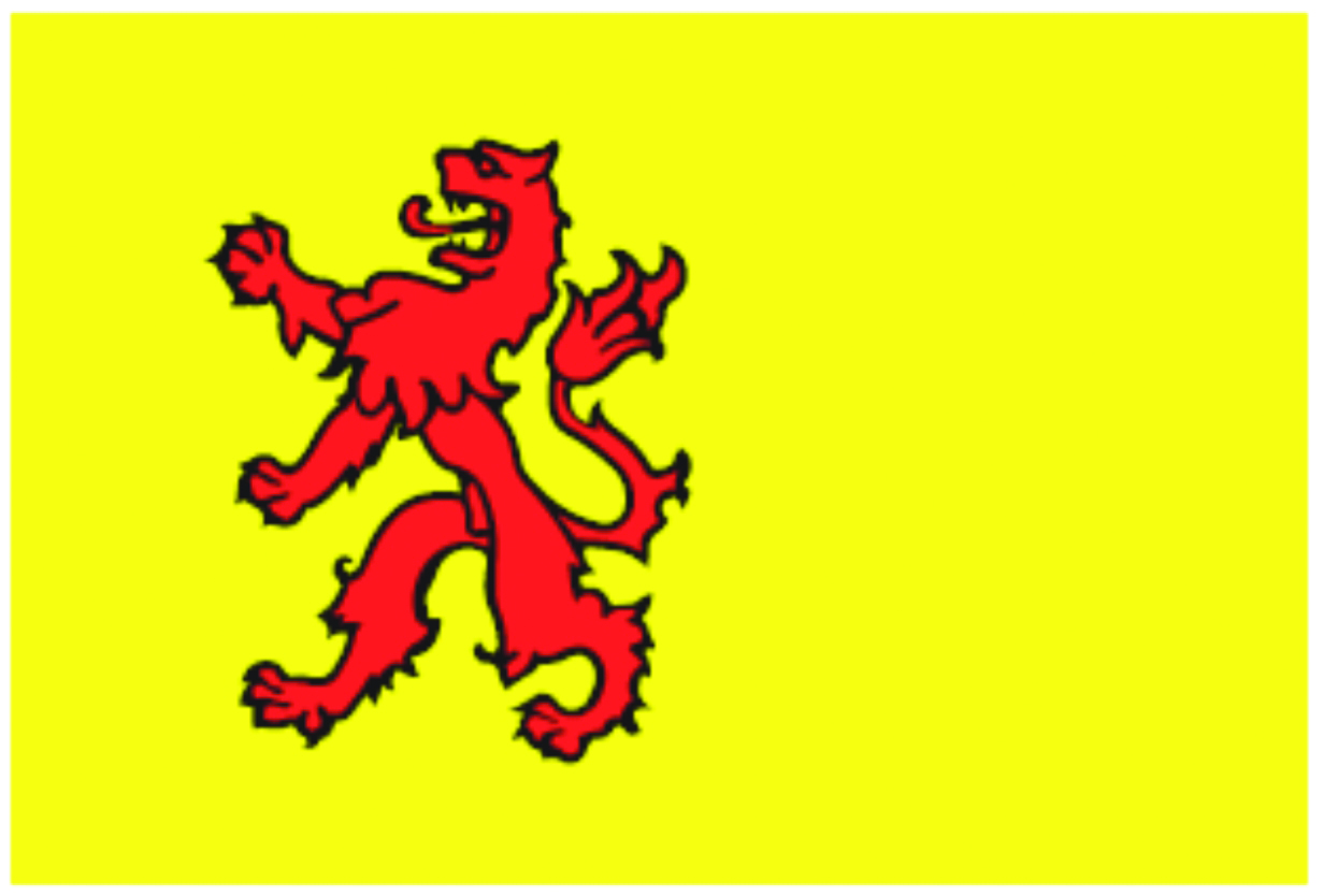 Talamex Flag South Holland 30X45