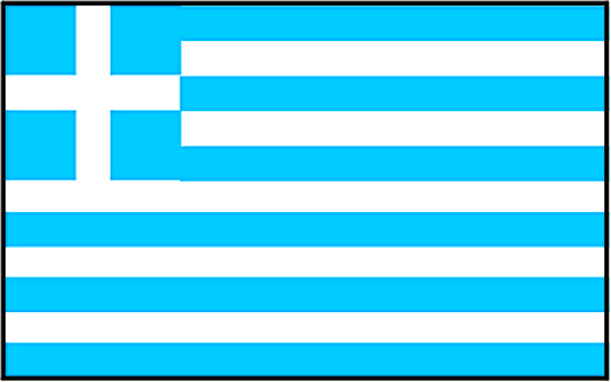 Talamex Greece Flag 20X30