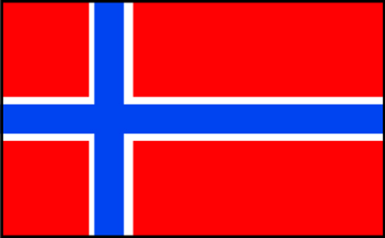 Talamex Norway Flag 20X30