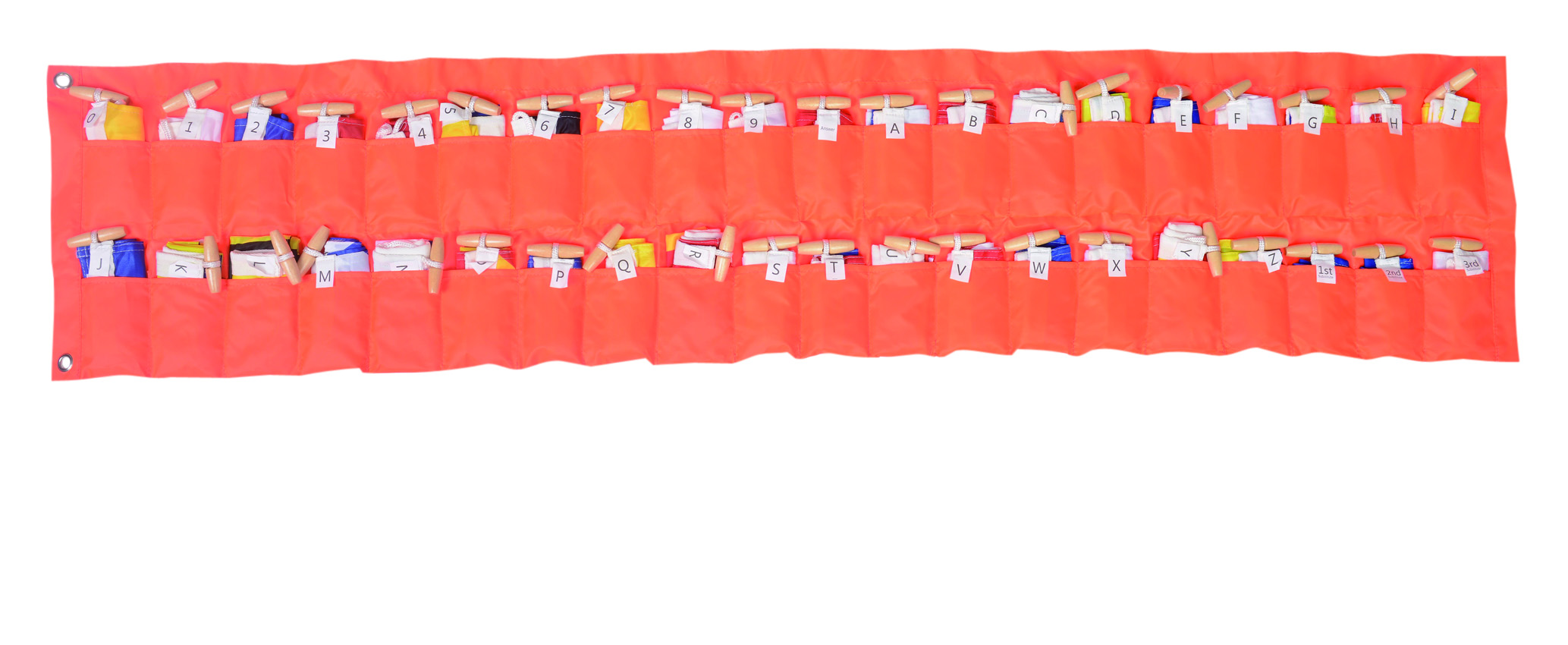 Talamex Set Of International Signal Flags