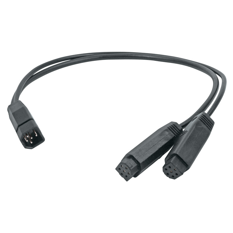 Humminbird As Sidb Y - Splitter Cable - Side Imaging And Dual Beam