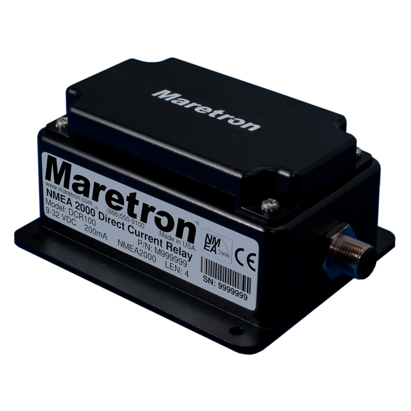 Maretron Dcr100 Direct Current Relay Module
