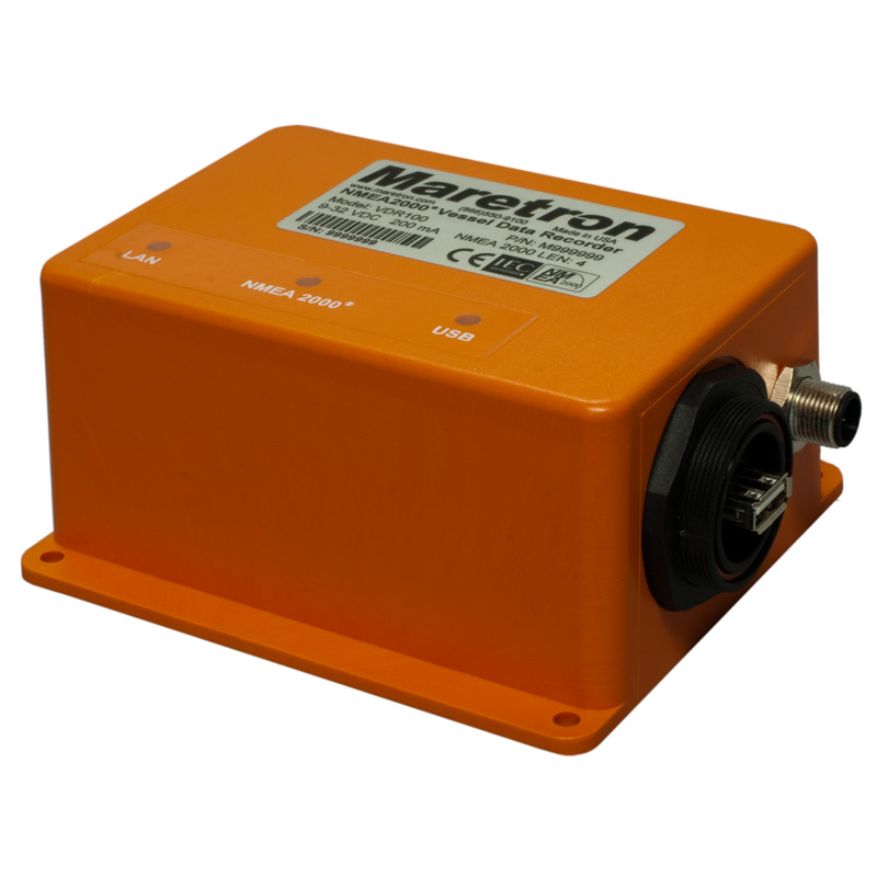 Maretron Vdr100 Vessel Data Recorder