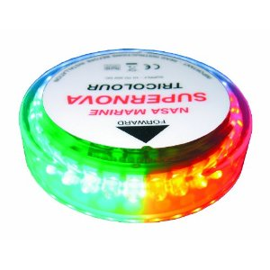 Supernova Tricolour Led Light
