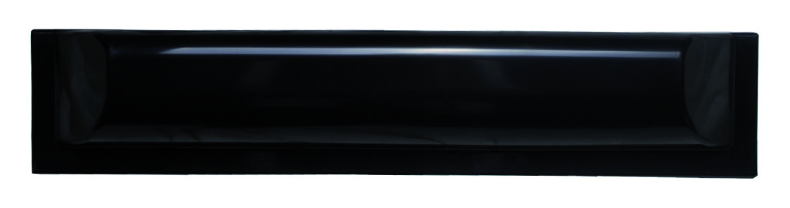 Talamex Jetty Fender Straight Black