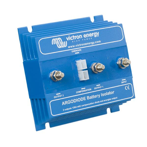 Victron Energy Argodiode 140-3ac Diode Isolator With Compensation Diode - 3 Batteries 140a