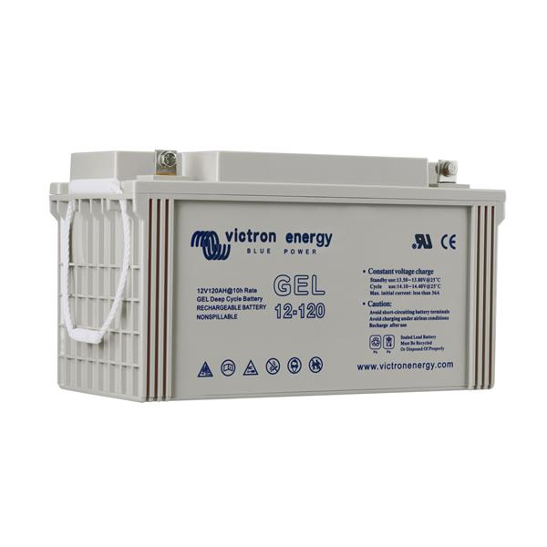 Victron Energy 12V/130Ah Gel Deep Cycle Battery