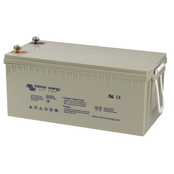 Victron Energy 12V/220Ah Gel Deep Cycle Battery
