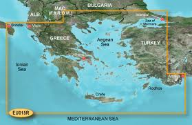G3 Sd/microsd Format Chart Eu015r   Aegean Sea And Sea Of Marmara
