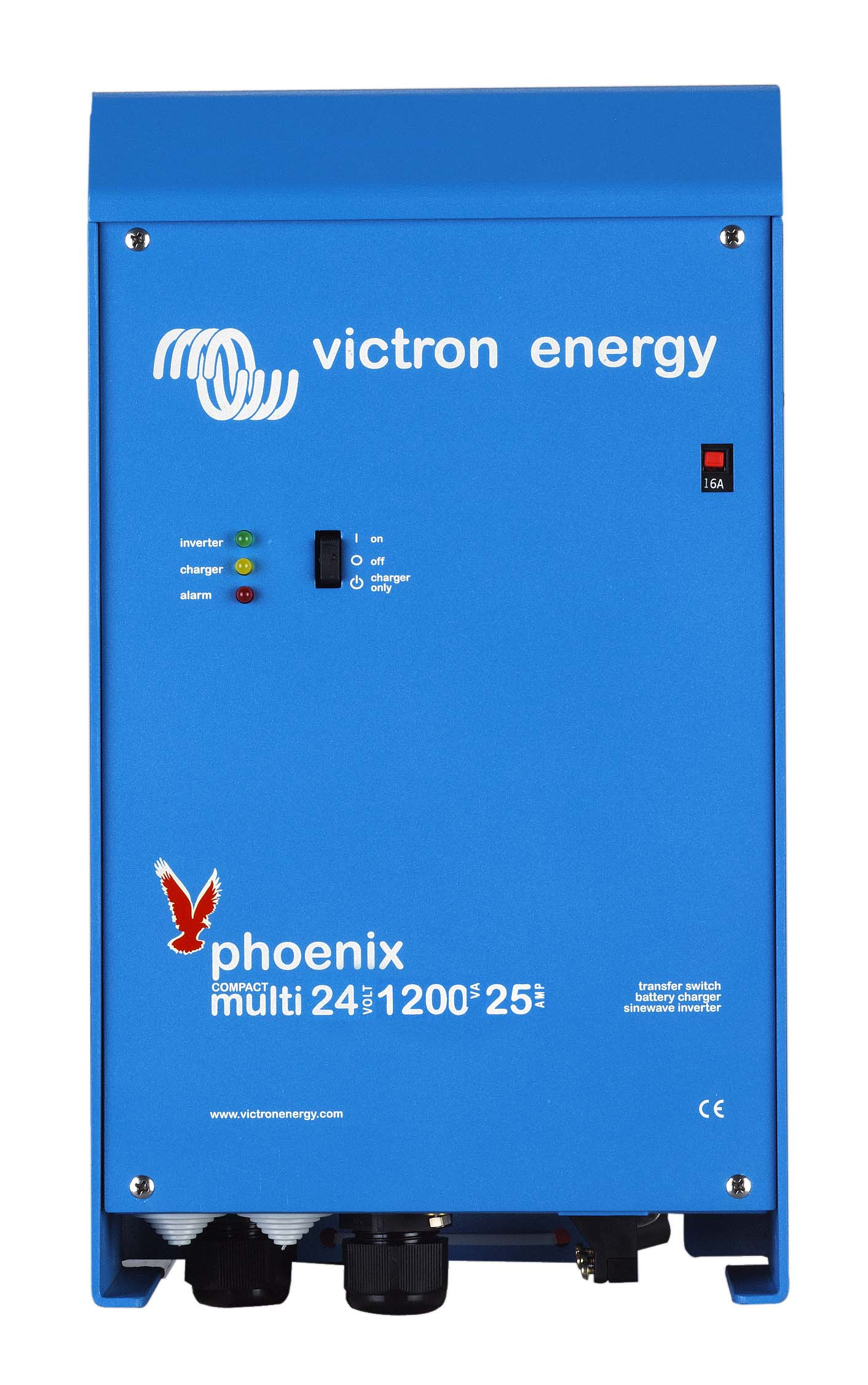 Victron Multiplus 24/1600/40A Charger Inverter