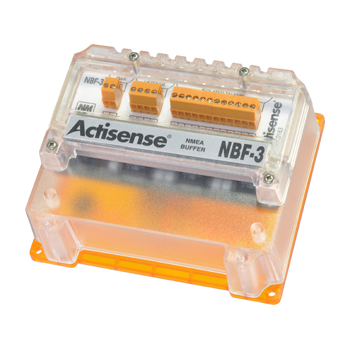Actisense Nbf3 Nmea Buffer With 7 Glands