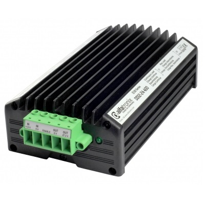 Alfatronix Dd12-24 400 Converter Dc To Dc Multi Selection - 12vdc To 24vdc 16a Continuous 19a Intermittent