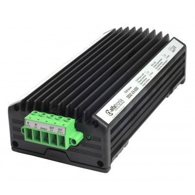 Alfatronix Dd12-24 600 Converter Dc To Dc Multi Selection - 12vdc To 24vdc 25a Continuous 30a Intermittent