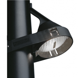 Aqua Signal  Exterior Light Kiel black 12V 35W