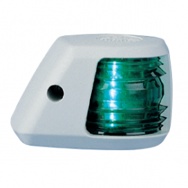 Aqua Signal  Series 20 -12V PORT white
