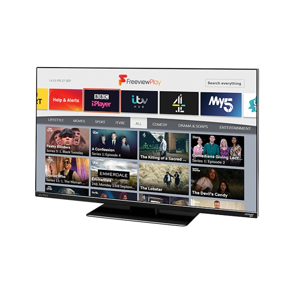 Avtex 21.5 Inch WiFi Connected Full HD TV cw Freeview Play & Sat Decoder - Image 2