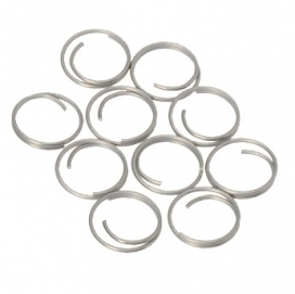 Barton Medium Split Ring Per 10