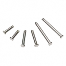 Barton Clevis Pin (2) 6 X 10mm