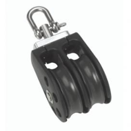 Barton Size 2 Ball Bearing Block Double Swivel