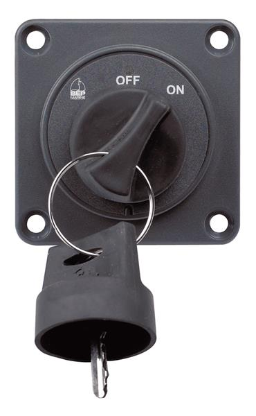 BEP Remote Key Switch For Battery Switches (80-724-0006-00)