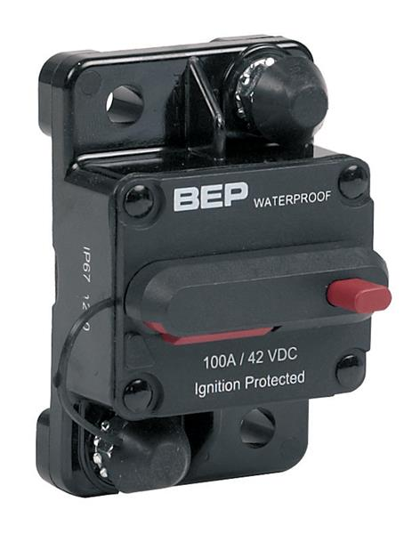 BEP Surface Mnt Thermal Circuit Breaker 100a (185100F-01-1)