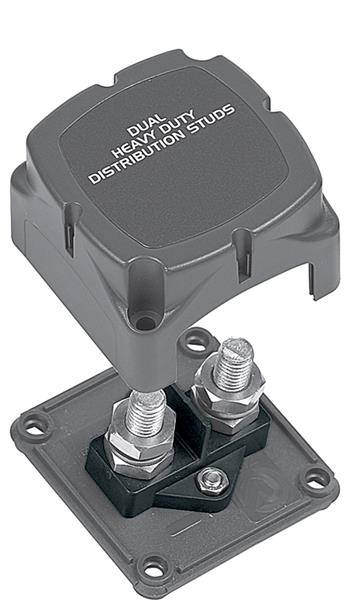 BEP Distribution Stud Dual 2x10mm 702-2s (702-2S)