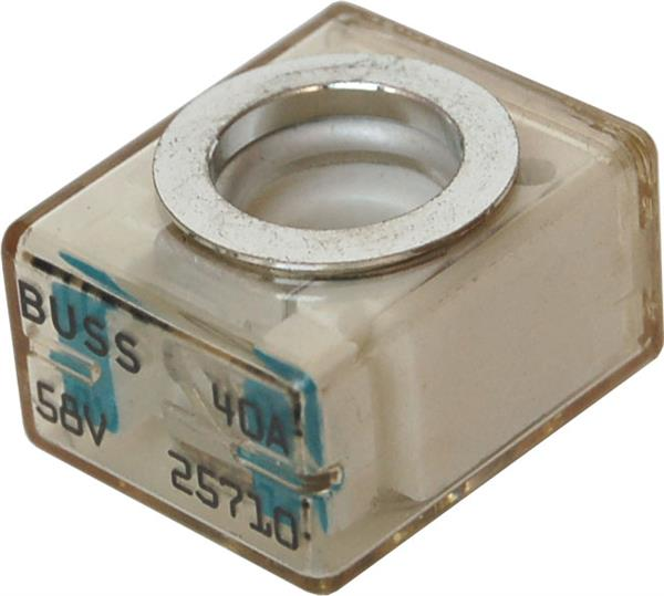 Blue Sea Terminal Fuse 40a  Lt Green