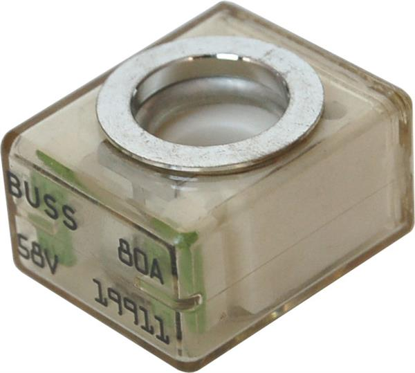 Blue Sea Terminal Fuse 80a Lime