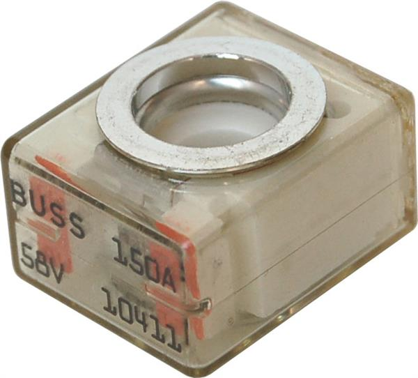 Blue Sea Terminal Fuse 150a Orange