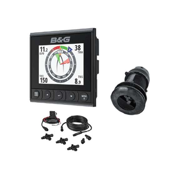 B&G Triton 2 Speed / Depth Pack With DST-810 Transducer