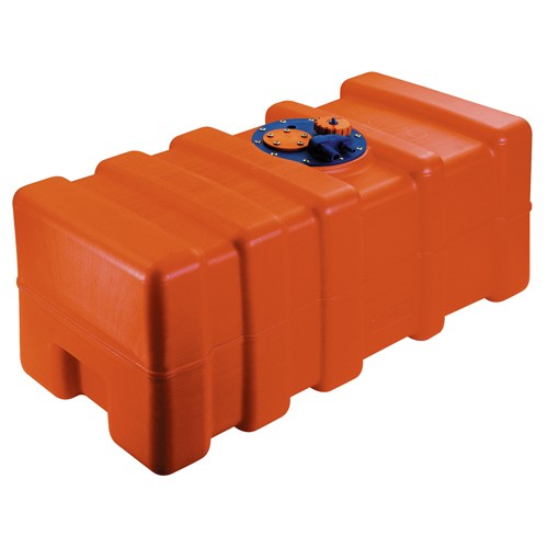 CAN SB Plastic Fuel Tank High Profile 70Ltr