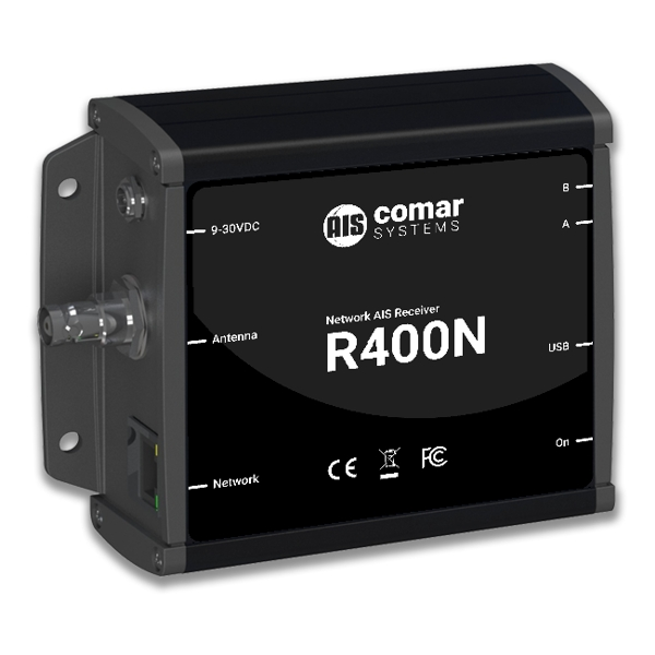 Comar R400N Network AIS Receiver with Ethernet Output