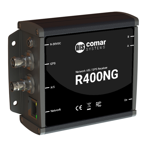 Comar R400NG Network AIS Receiver with Ethernet and GPS