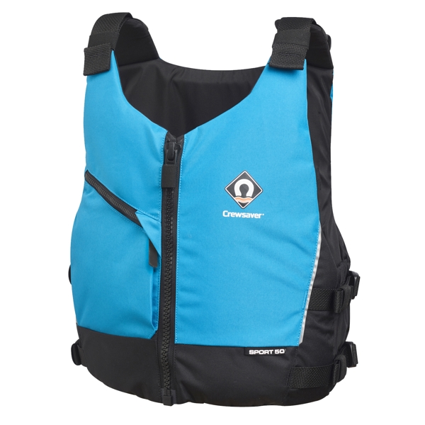 Crewsaver Sport 50N Buoyancy Aid in Blue - XL