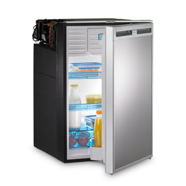 Dometic (Waeco) CoolMatic CRX-140 Fridge Silver 130L 12/24v