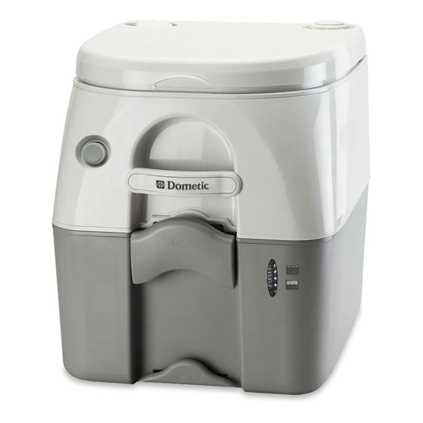 Dometic 976 Portable Toilet White / Grey